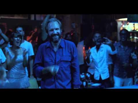"A Bigger Splash Movie Clip ""Karaoke"" - Ralph Fiennes, Tilda Swinton"