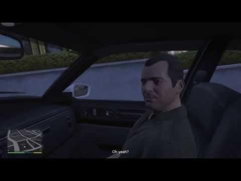 GTA V Conversations: Franklin Hangs With Michael