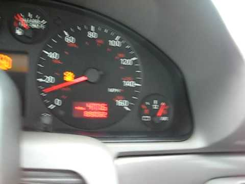 check engine audi a4