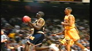 Chris Webber - University of Michigan Highlights