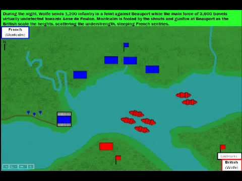 Battle of Quebec, 1759