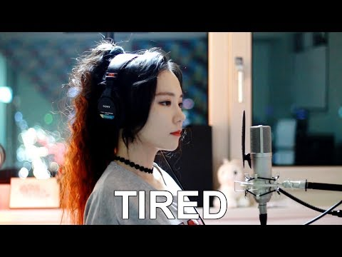 Thumbnail: Alan Walker - Tired ( cover by J.Fla )