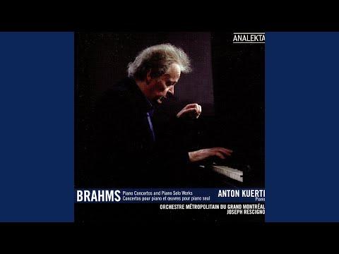Piano Concerto No. 2 In B Flat Minor; op.83: Allegro Appassionato