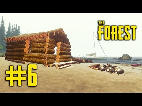 ► The Forest - Sladký Domov | #6 | 1080p | Alpha 0.02 | PC Gameplay