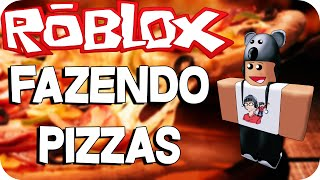 ROBLOX-Working at the pizzeria