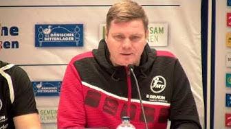 Pressekonferenz: SG Flensburg-Handewitt - MT Melsungen