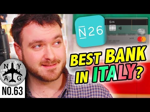 N26 Bank - My Favorite Bank Account In Italy For Foreigners And Citizens