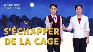 S'échapper de la cage | Meilleur spectacle chrétien en français (Discussion théâtrale)