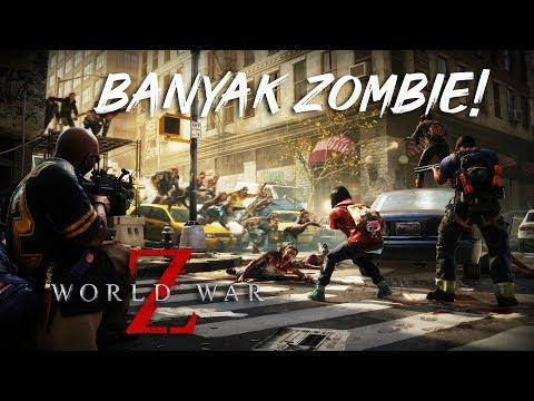 ALLAH! Banyak Gila ZOMBIE! - WORLD WAR Z (Malaysia) ''Part 1''