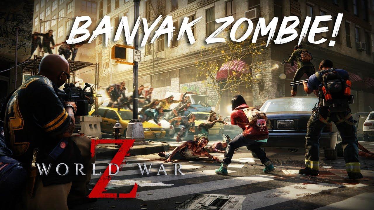 ALLAH! Banyak gila ZOMBIE! – WORLD WAR Z (Malaysia) ''Part 1''