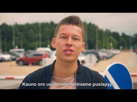Kaip susigaudyti atsinaujinusiame Kauno oro uoste?