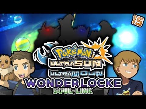 AMAZING WONDERTRADE + IT FINALLY HAPPENED?! Pokemon Ultra Sun and Moon WonderLocke Soul Link Part 15