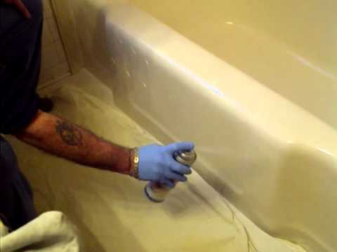 Superieur How To Paint A Tub Pt4