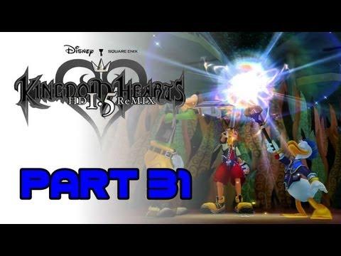 Kingdom Hearts 1.5 HD ReMIX [KH-FM] Part 31: All Trinity Locations
