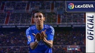 Resumen de Valencia CF (2-3) Real Madrid - HD - Highlights