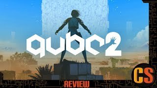 Q.U.B.E. 2 - PS4 REVIEW