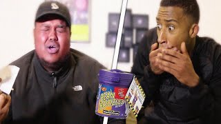 BEAN BOOZLED CHALLENGE FT YUNG FILLY!!