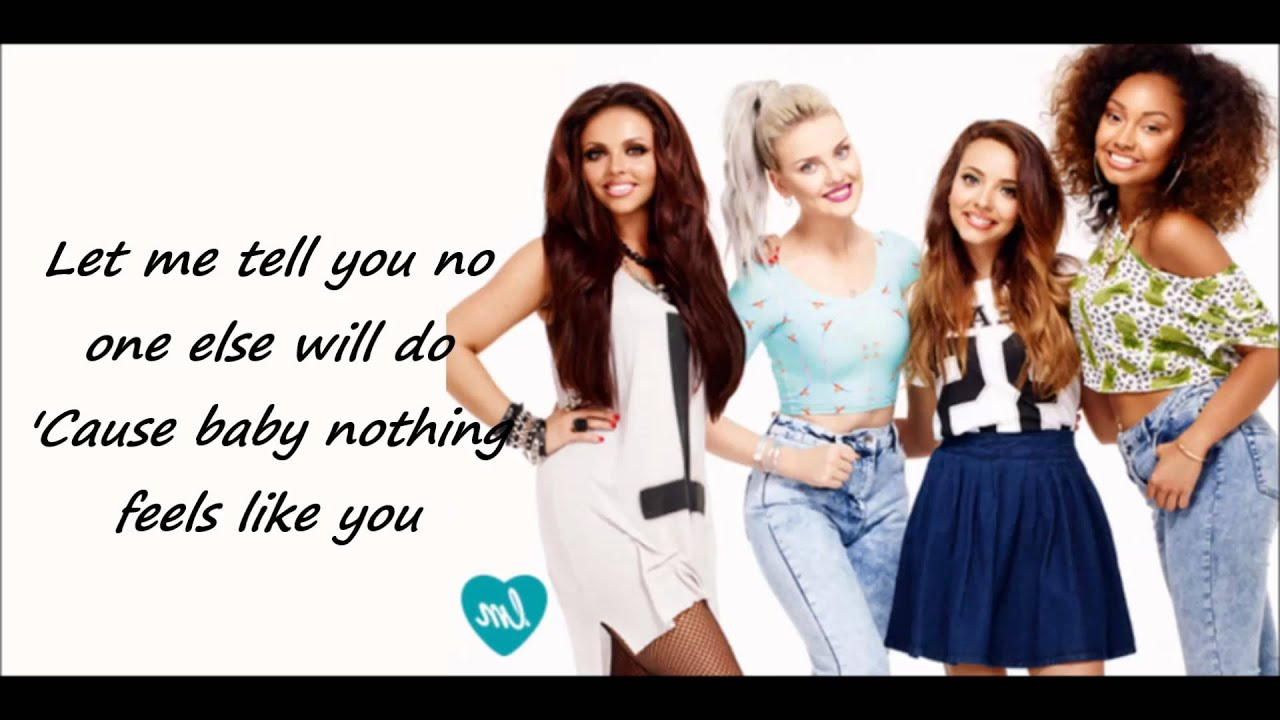 Woman like you lyrics little mix