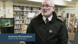Who'd be a prison officer? | #HiddenHeroes