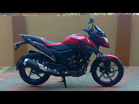 2018 Honda Xblade Review In Hindi Motoroctane Youtube