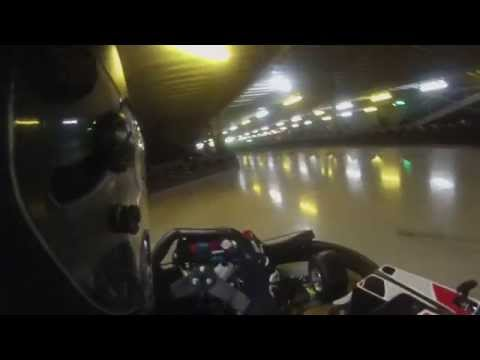TeamSport Karting Reading - first racing on new 900m indoor track