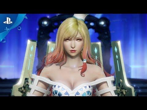 Dissidia Final Fantasy NT - PS4 Gameplay Demo | E3 2017