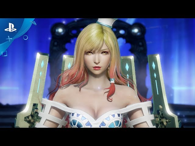 Dissidia Final Fantasy NT - PS4 Gameplay Demo | E3 2017