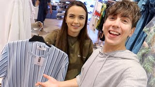 we pick out each others outfits!!