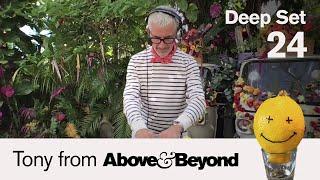 Tony from A&B: Deep Set 24 | 5-hour livestream DJ set w/ guest Giovanny Aparicio [@Anjunadeep]