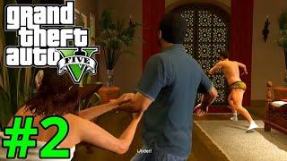 Grand Theft Auto 5 | Modo Historia - Capítulo 2 | Nicoplay12