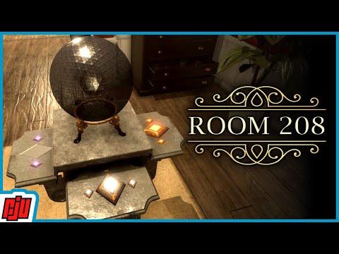 Room 208 Part 2   Horror Puzzle Game   PC Gameplay Walkthrough