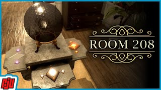 Room 208 Part 2 | Horror Puzzle Game | PC Gameplay Walkthrough