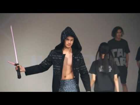 Fashion Show POPULO Batik Star Wars & HiLo Collection