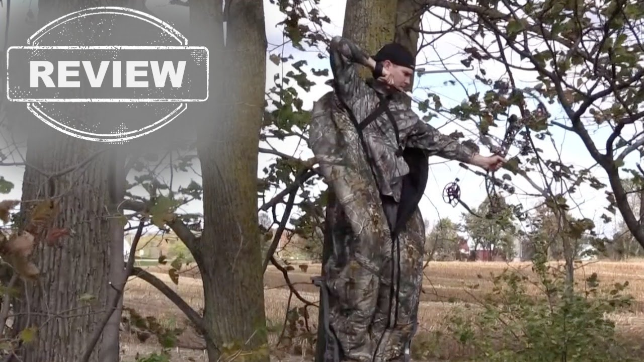 a blinds ground bowhunting pros heater tips deer hunting from blind