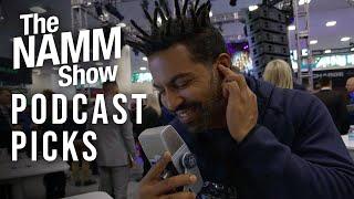 Best of NAMM 2020 Podcast Equipment