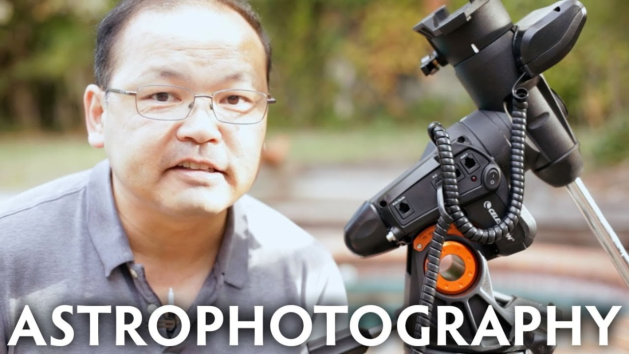 Astrophotography P2: Choosing & Using Telescope Mounts