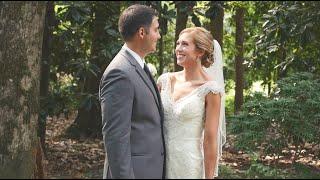 Wedding at the Dixon Gallery and Gardens | Memphis Wedding Videographer