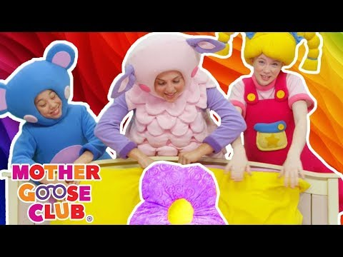 LIVE Mulberry Bush | #Baby Songs | Clean Up | Mother Goose Club | Baby Songs | Nursery Rhymes Kids