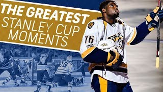 NHL players' favorite Stanley Cup moments as fans | NBC Sports