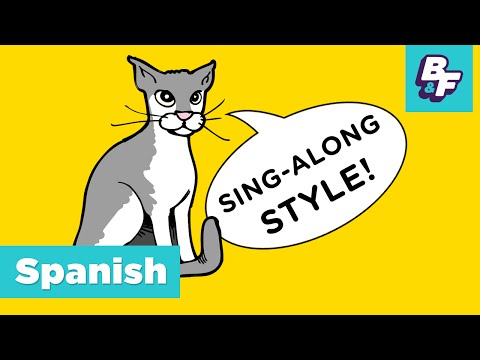spanish-verb-conjugation-song-with-basho-&-friends---verbos,-verbs
