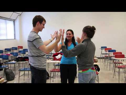 Rob Amchin—Intro to Orff—Chinese hand clapping game
