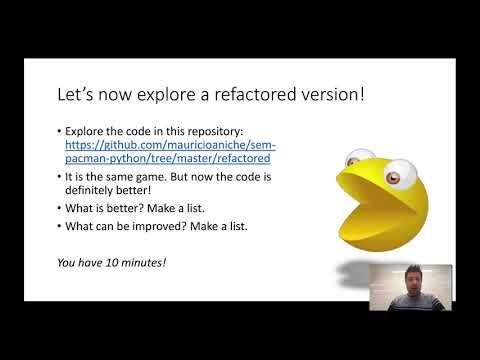 software-engineering-methods---software-refactoring-(for-a-better-design)