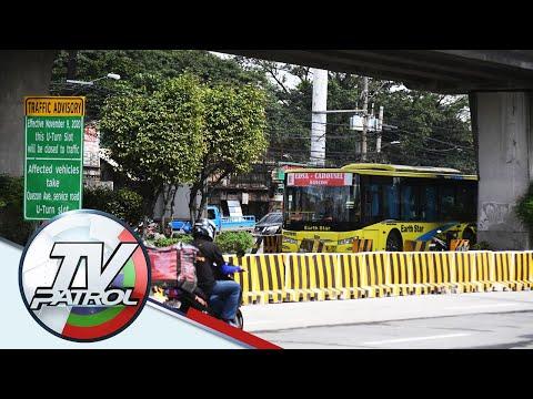 U-turn slot sa Quezon City Academy, itinuturong dahilan ng EDSA traffic   TV Patrol