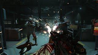 Wolfenstein 2: Stealth & Mayhem Gameplay (The Freedom Chronicles - Episode Zero)