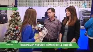 Lotalia en Andalucía Directo para la Navidad 2014