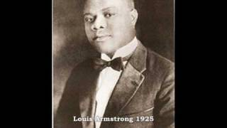 Louis Armstrong - Basin St Blues-1928