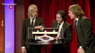 Ylvis - The gene test (DNA) - IKMY 17.10.2013 (English subtitles)