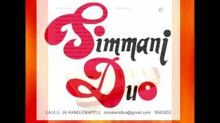 "Simmaniduo uus CD ""Tule simmanile"" ilmunud!"