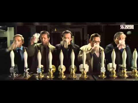 The Worlds End Pub Chug Scene
