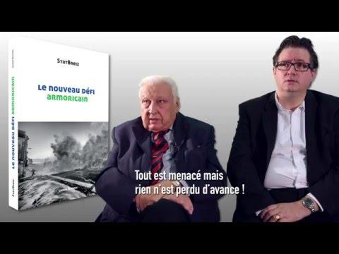 1 StatBreiz Le nouveau défi armorcain / présentation generale de l'ouvrage